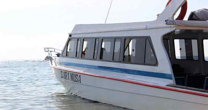 public speed boat services