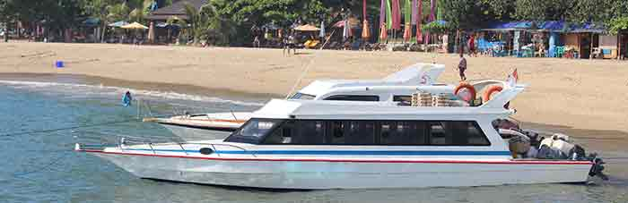regular fast boat from bali to lembongan